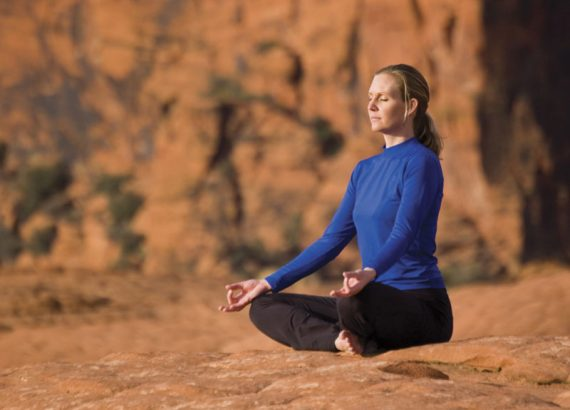 Meditation at Red Mountain