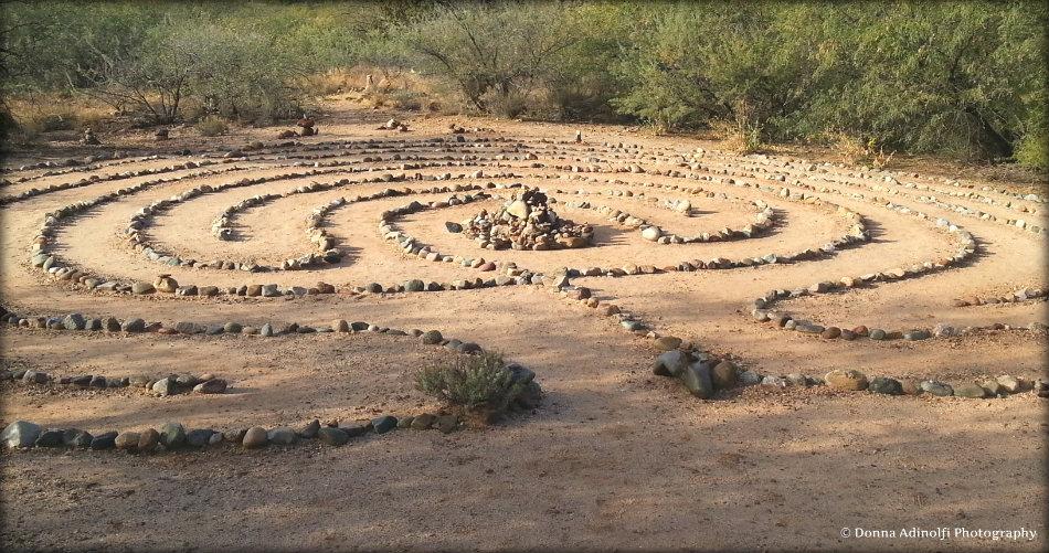 Labyrinth - Stress Management
